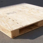 plywood pallet image